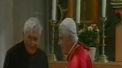Photo of Video: ĐTC Benedetto XVI và anh trai – Đúc ông Georg Ratzinger in Baviera nel 2006
